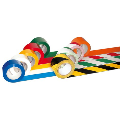 Bodenmarkierungsband unterschiedliche Farben